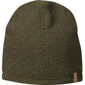 Fjällräven Lappland Fleece Hat, dark olive